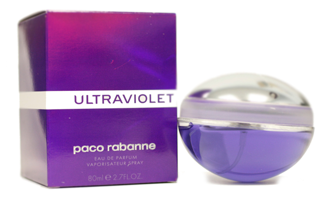 Paco Rabanne Ultraviolet For Women