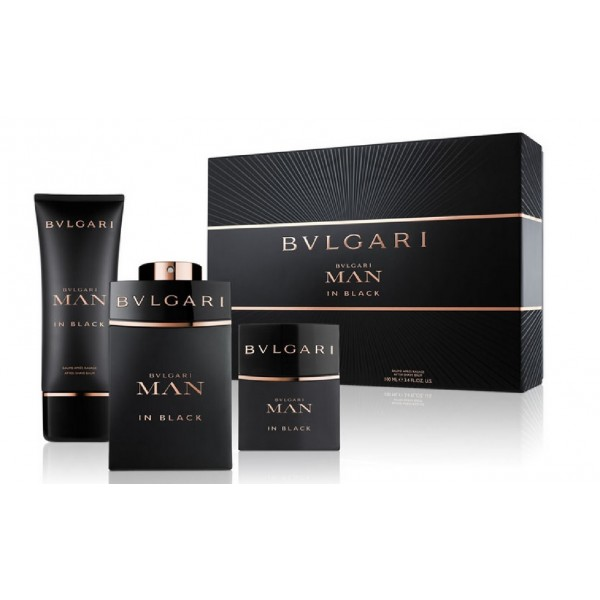 Set parfum Bvlgari Man In Black