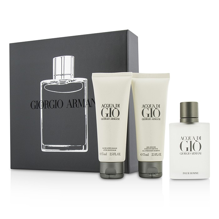 Set parfum Giorgio Armani Acqua di Gio