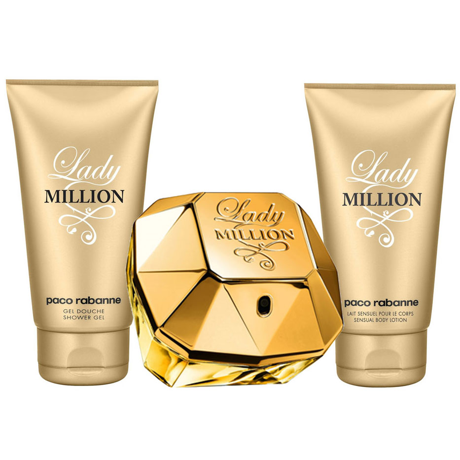 Set parfum Paco Rabanne Lady Million