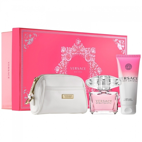 Set parfum Versace Bright Crystal