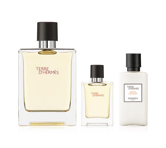 Set parfum Terre d`Hermes