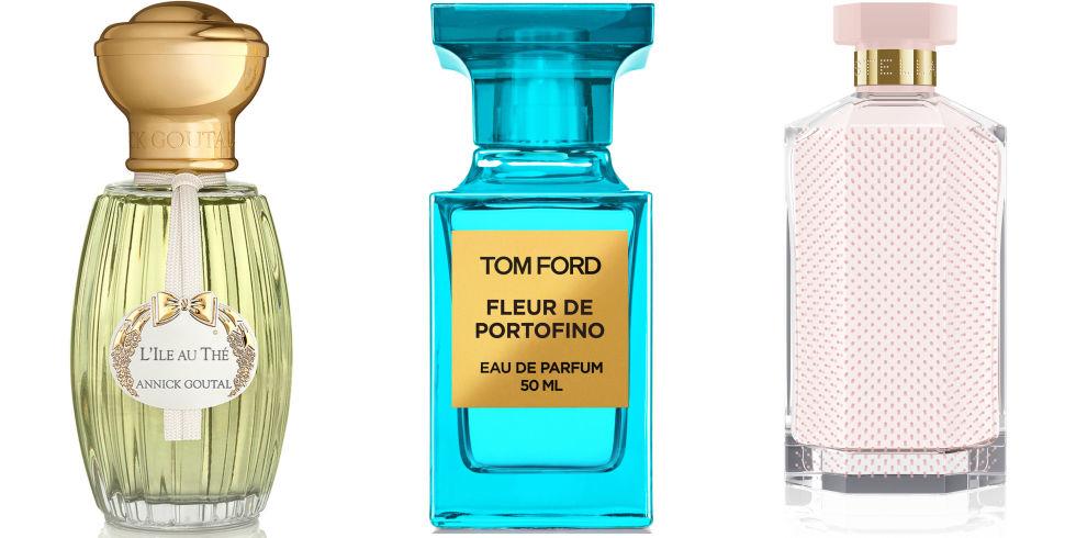 Parfumurile fresh pentru vara