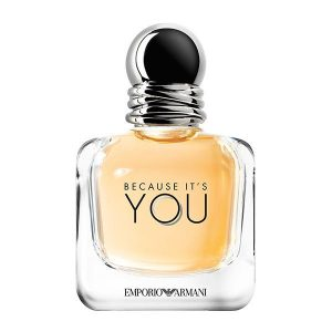 Armani Becaute it's you
