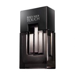 Avon Black Suede Touch